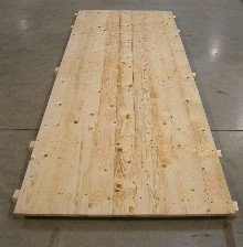 This is a fir board used for the flooring