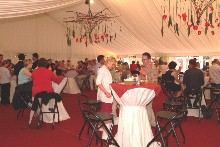Your event will impress your guest with the use of lininigs
