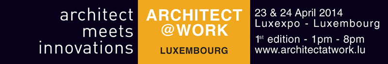 Architect @ Work - Luxembourg